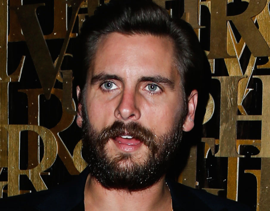 Scott Disick Appearance At 1 OAK Nightclub