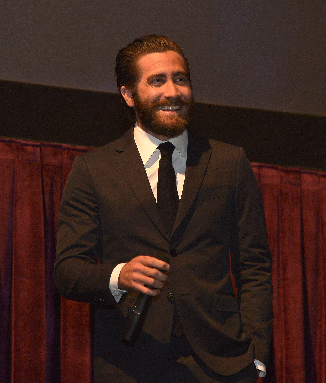 Jake Gyllenhaal & Rachel McAdams At Afterparty Following