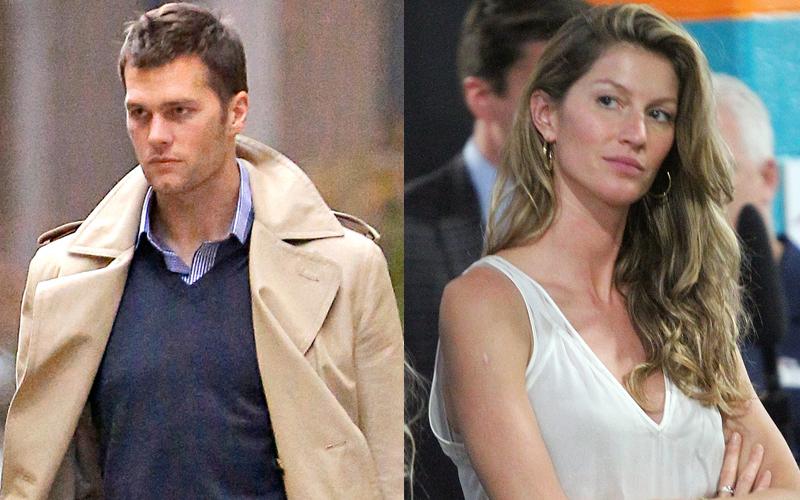 Tom brady divorce rumors