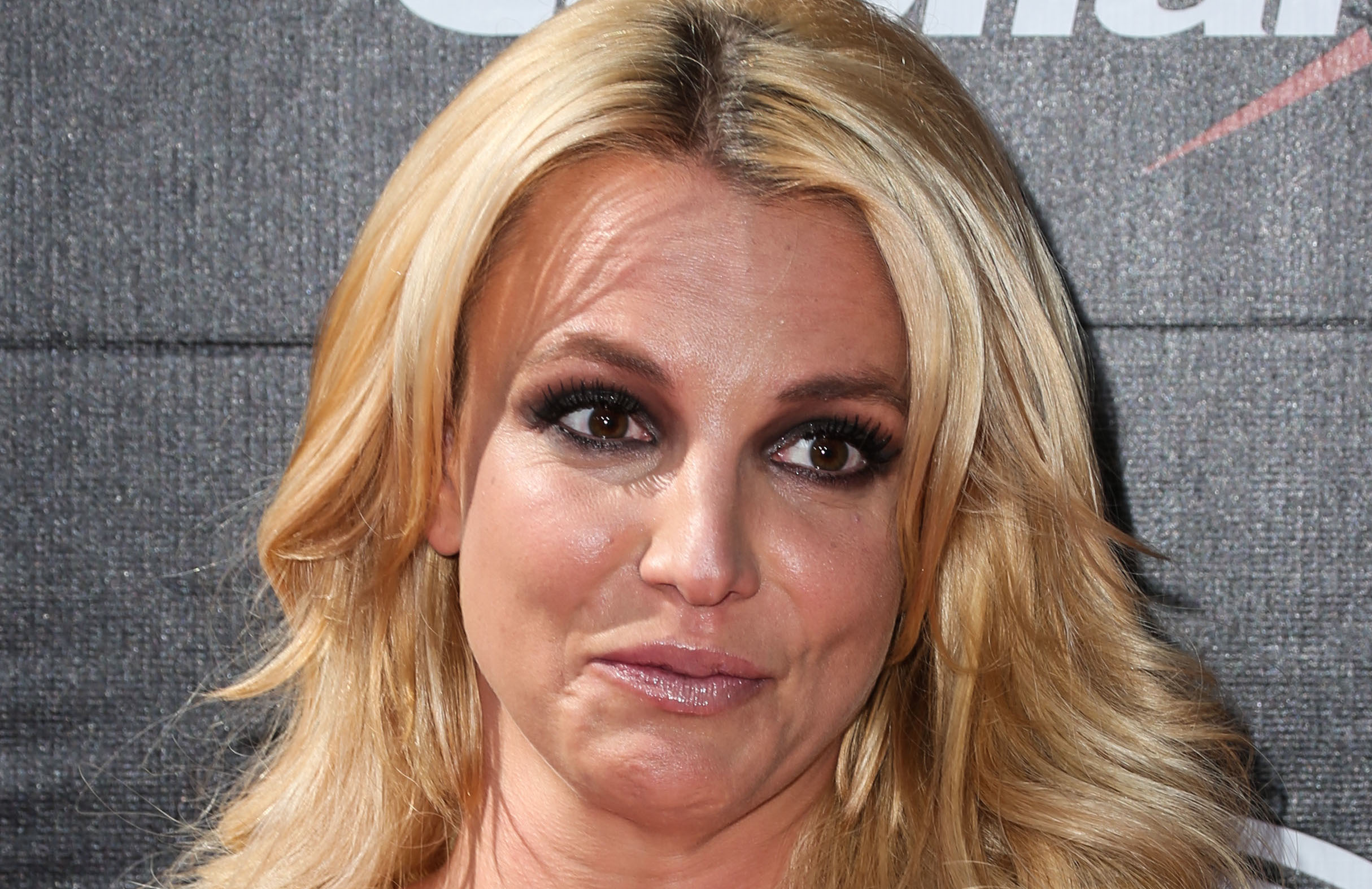 Britney Spears arrives at the 2015 ESPY Awards