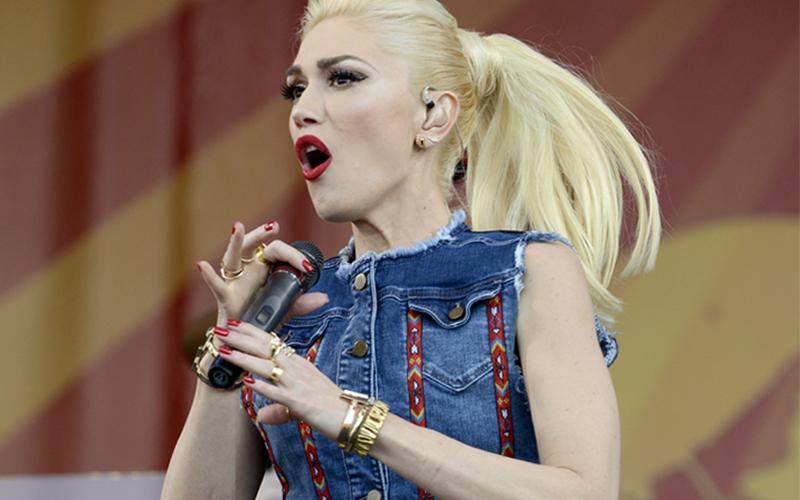 Gwen stefani skinny scary