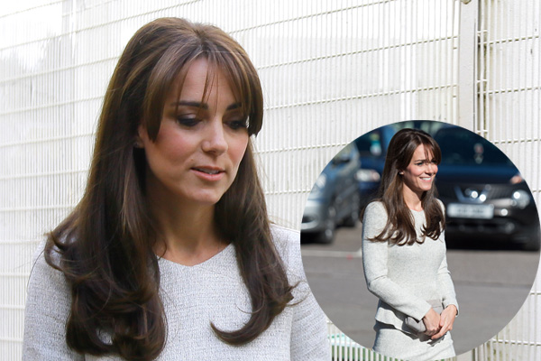 Kate middleton pregnancy rumors