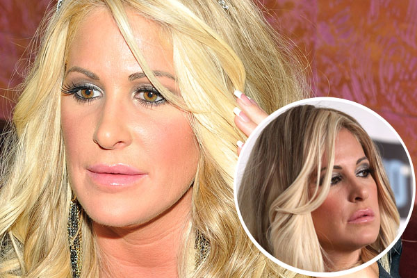 Kim zolciak kicked off dwts feature