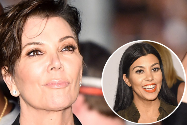 Kris jenner casting call for kourtney kardashian feature