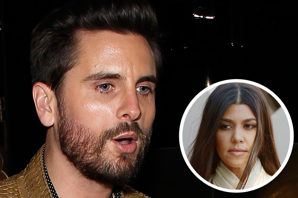 Scott disick kourtney kardashian breakup money