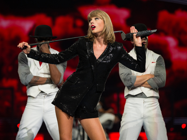 Taylor Swift The 1989 World Tour Live In Los Angeles   Night 2