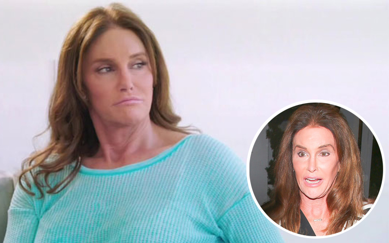 Caitlyn jenner plastic surgery addiction feature