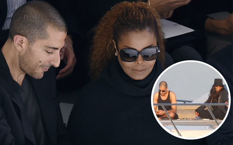 Janet jackson outfits covered up