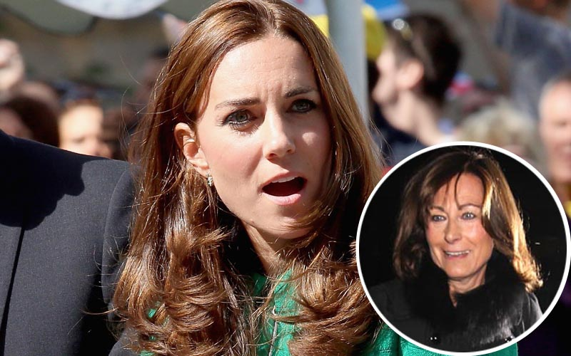 Kate middleton mom drinking problem