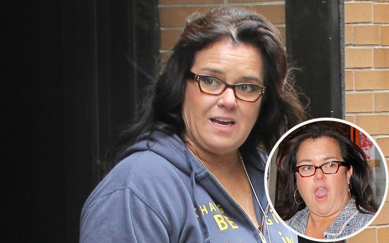Rosie odonnell suicide drama feature