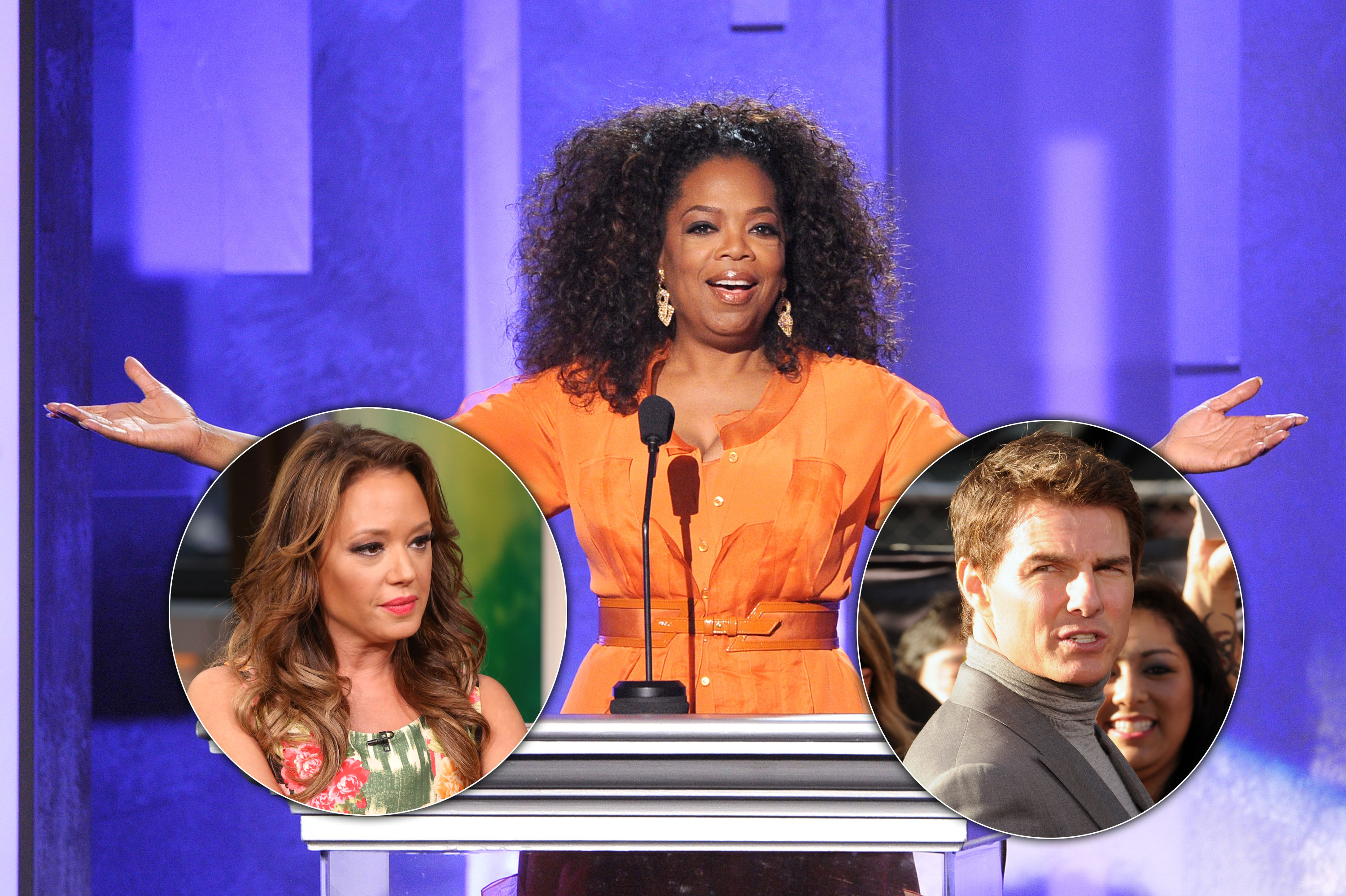 tom cruise interview oprah winfrey leah rem ini