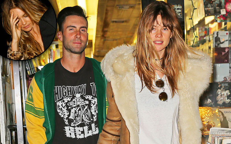 adam levine behati brinsloo baby news