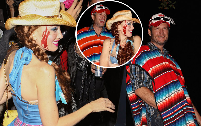 blake-shelton-gwen-stefani-halloween-party-together-feature