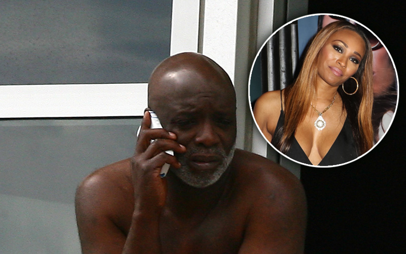 Peter Thomas of the Tv show RHOA spends the weekend without wife Cynthia in Miami