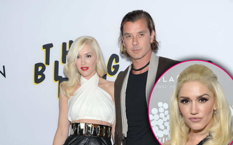 gwen stefani gavin rossdale talks divorce