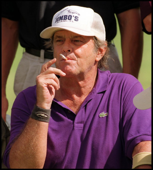 Jack Nicholson A-Hole ...