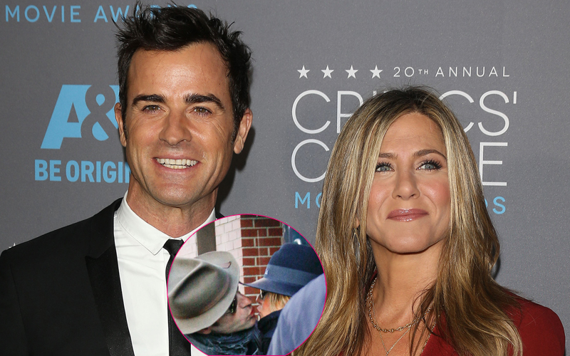 jennifer-aniston-and-justin-theroux-kissing-1