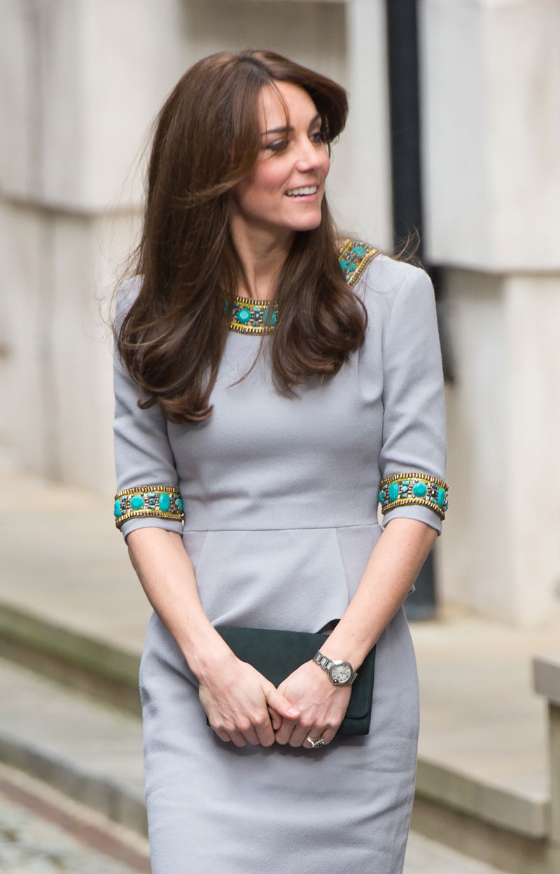 A Royal Cover Up! Kate Middleton Conceals Her Stomach Amid ... |Princess Kate Middleton Baby