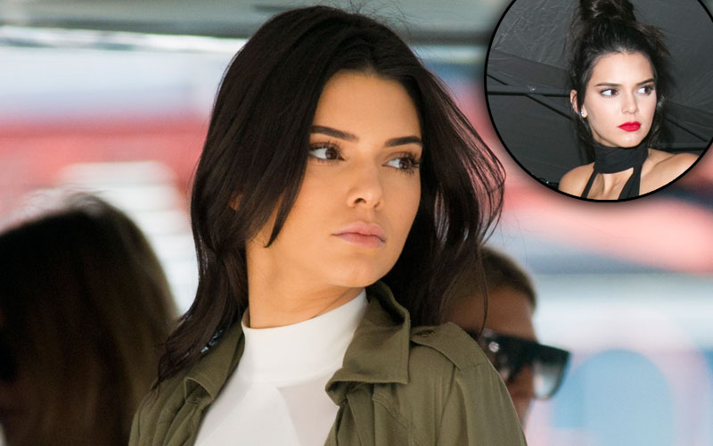 kendall jenner kuwtk faking scenes