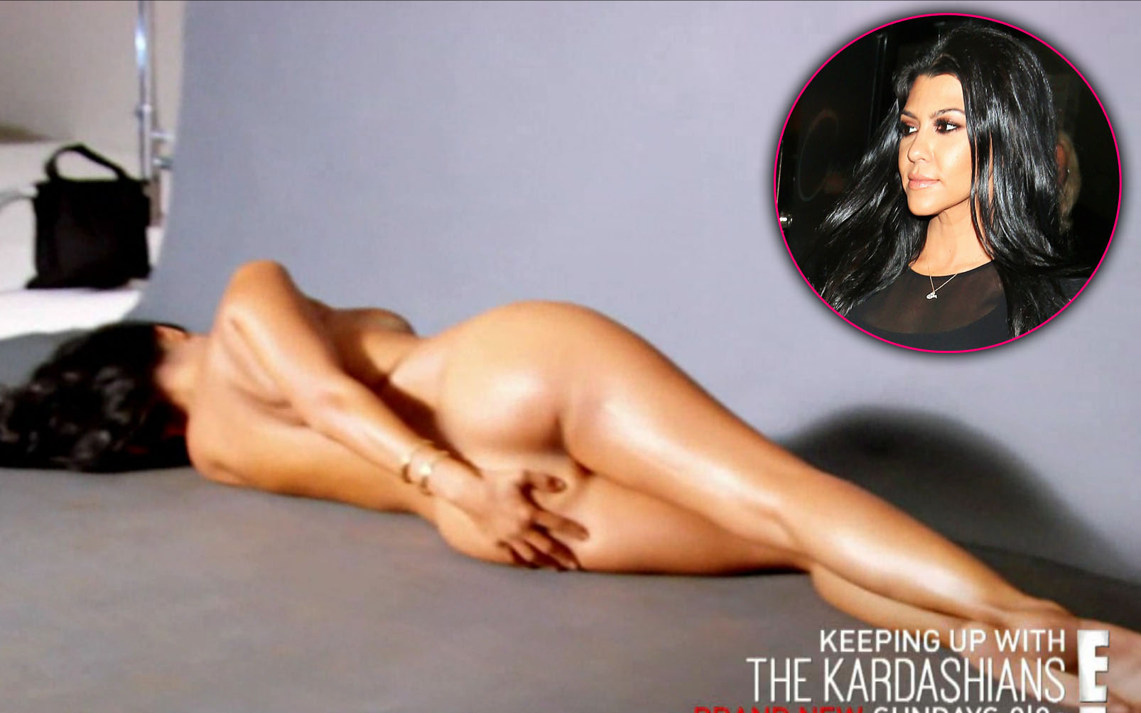 Kourtney kardashian nude photos kuwtk 10