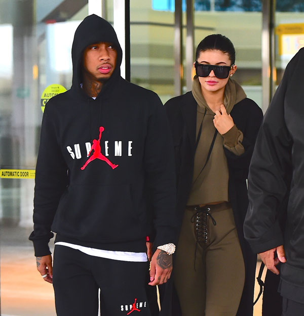 Bryson Tiller And Kylie: It's Over! Kylie Jenner & Tyga Pull The Plug On Their