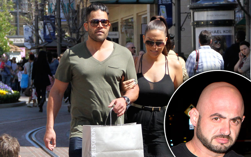 shahs of sunset jessica parido mike shouhed divorce