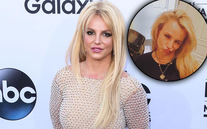 Britney spears postpic