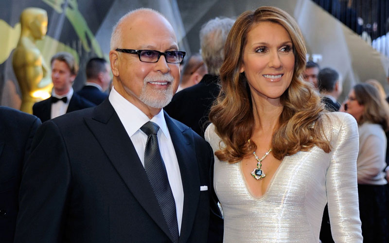 celine dion husband dying cancer christmas