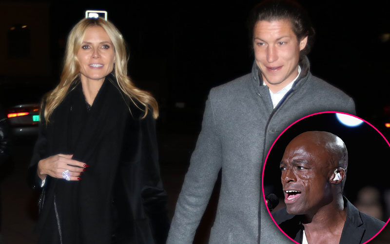 heidi klum cheating scandal seal vito schnabel
