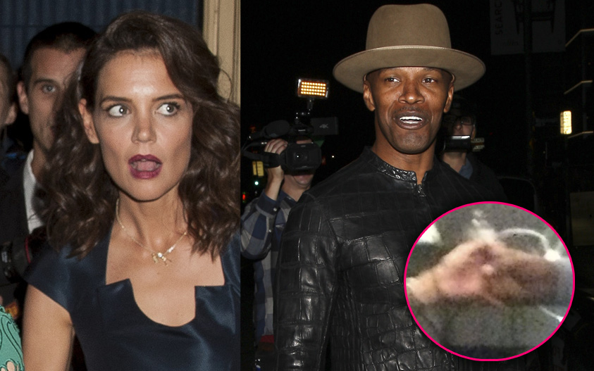 who is katie holmes dating at the moment
