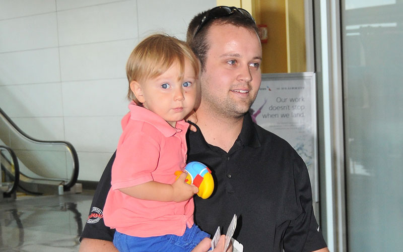 Josh Duggar Checks Out Of Rehab