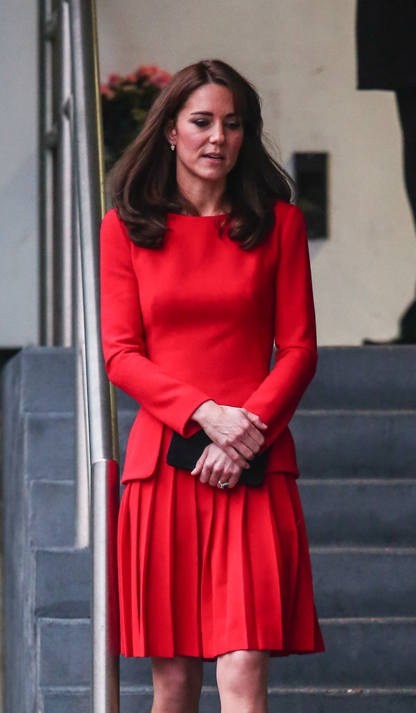 Duchess In Trouble? Kate Middleton Looks Frail In Shocking ...