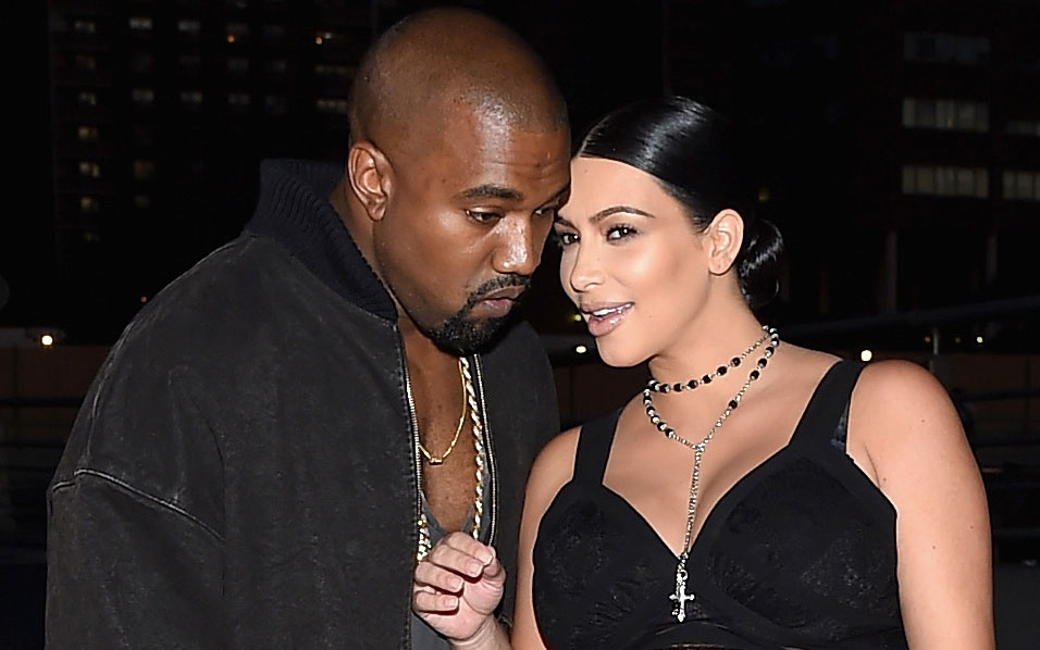 It's Official — He Has A Name! You Won't Believe What Kim ...