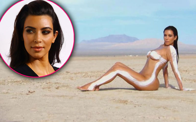 kim kardashian naked sexy photo shoot