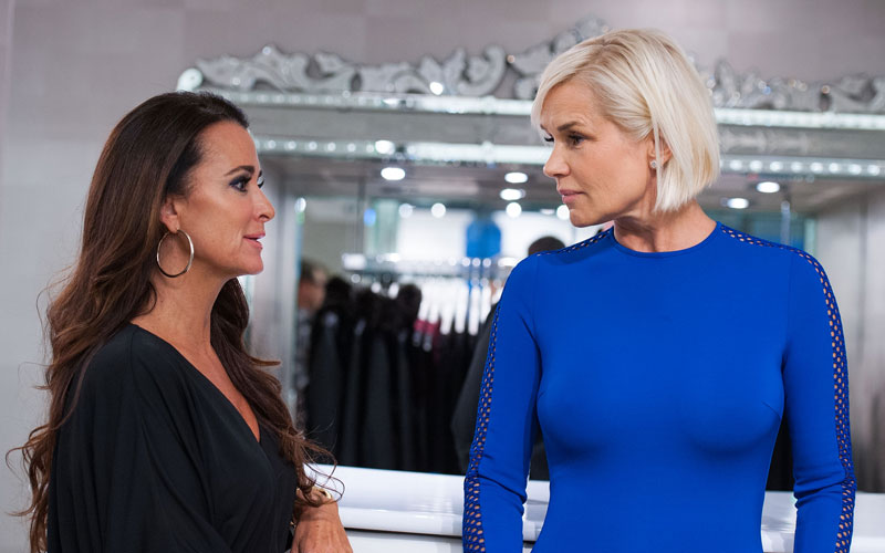 kyle richards yolanda foster fight feud