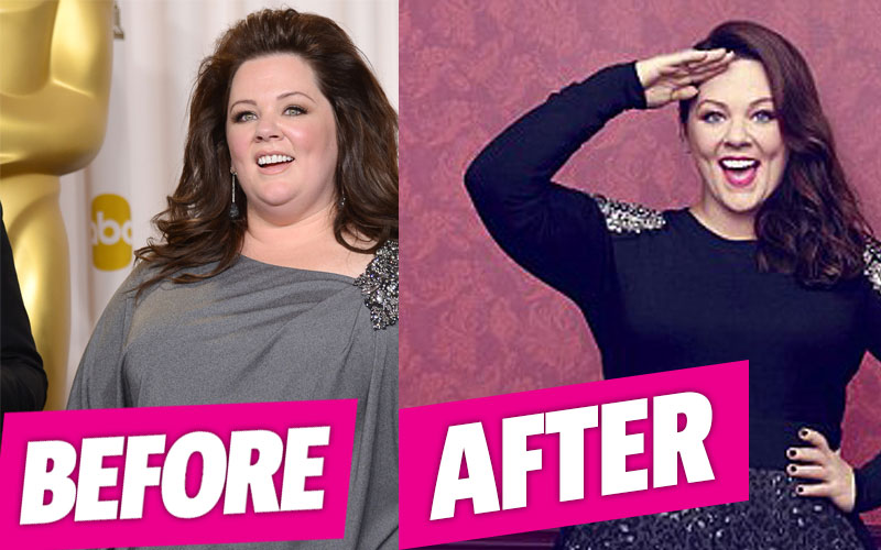 melissa mccarthy weight loss clothing line