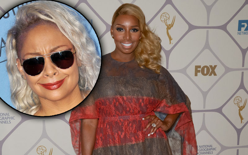 Raven Symone Slams Nene Leakes The View Feud