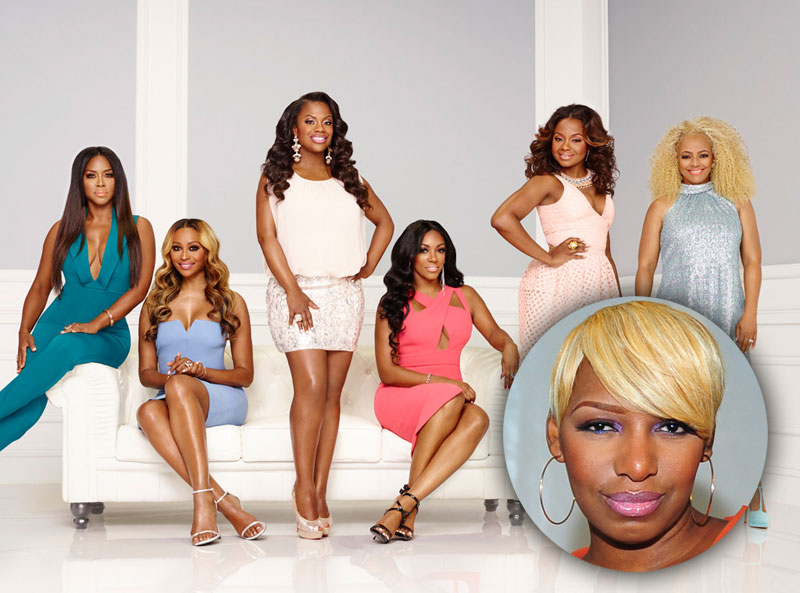 'RHOA' Declining Ratings    Fake Fights After NeNe Leakes Quit
