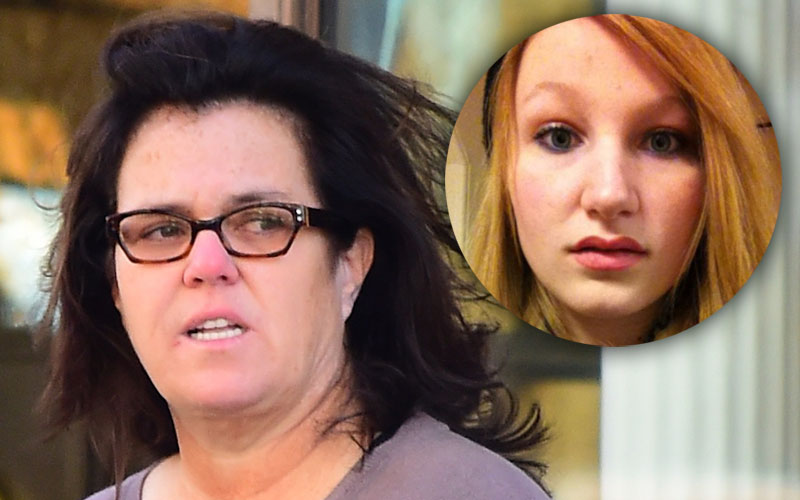 Rosie odonnell feud daughter chelsea odonnell cruel text messages 10