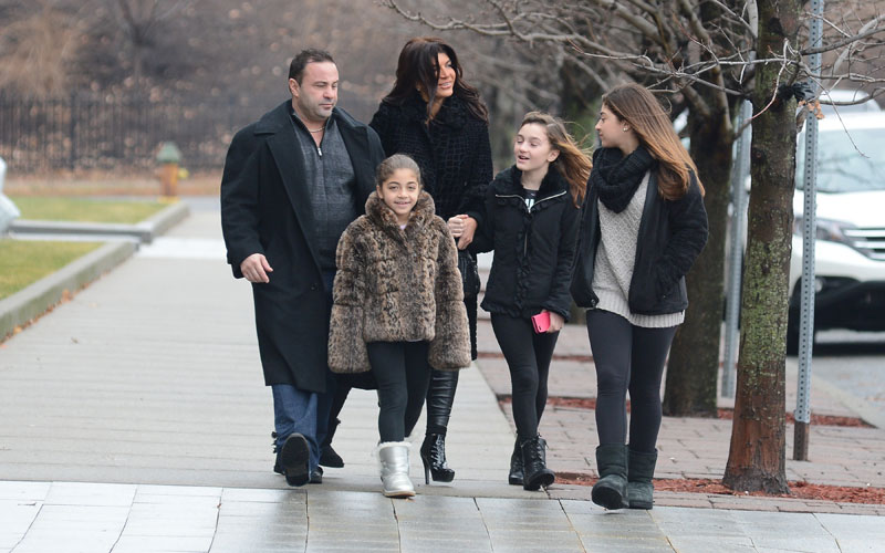 teresa giudice prison home for christmas