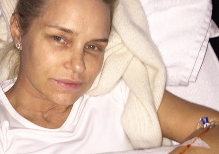 Yolanda foster lyme disease rhobh star presents proof after accused faking illness