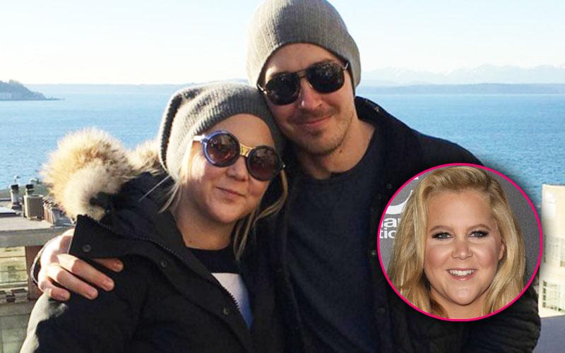 Amy Schumer's Boyfriend Ben Hanisch