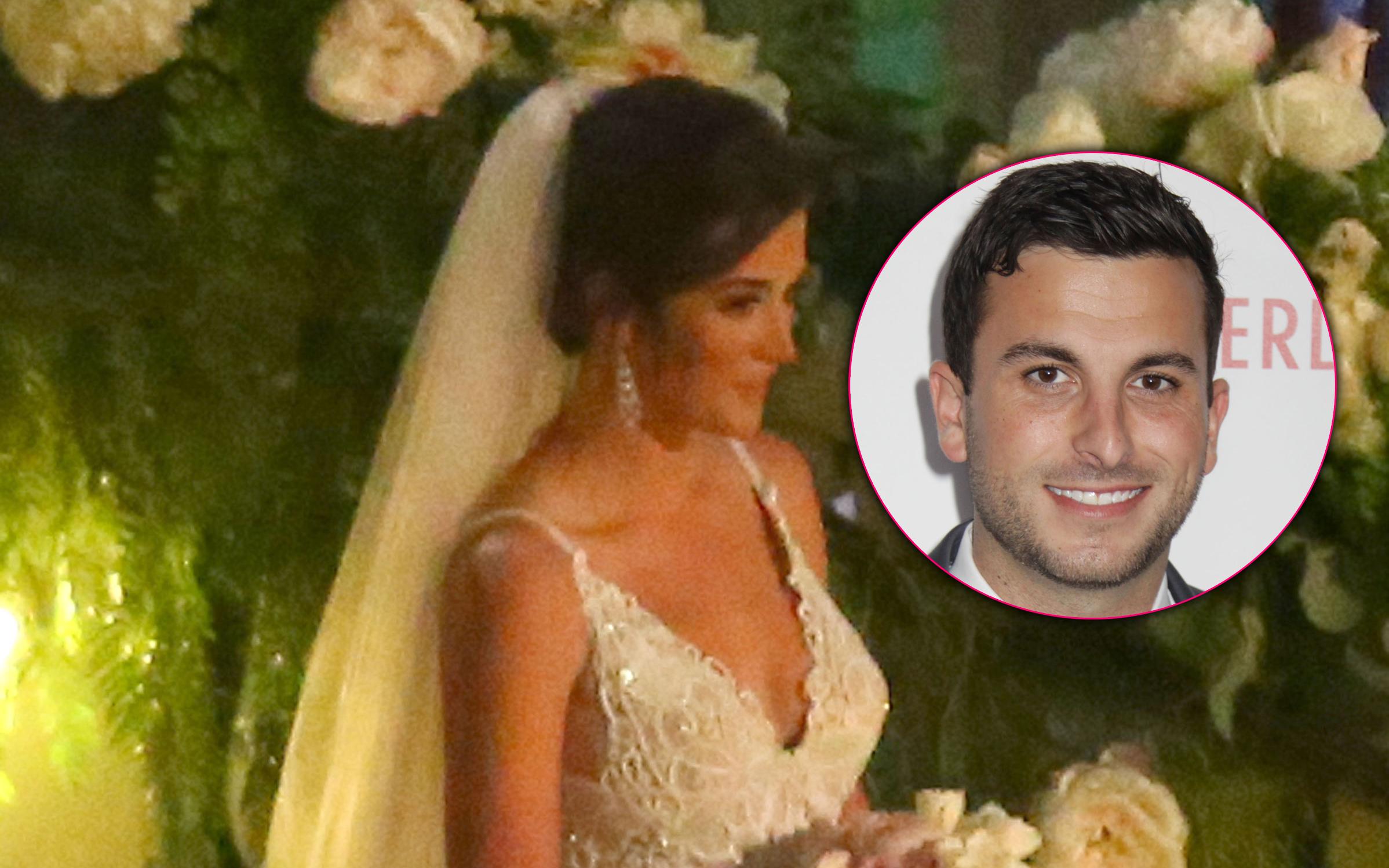 'The Bachelor' Contestant Jade Roper Marries Tanner Tolbert