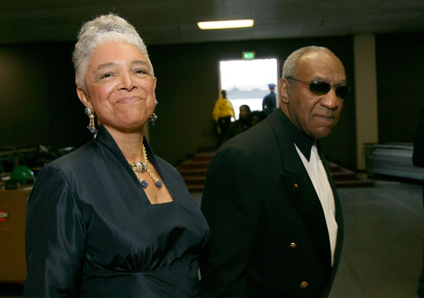 bill cosby arrested wife camille court