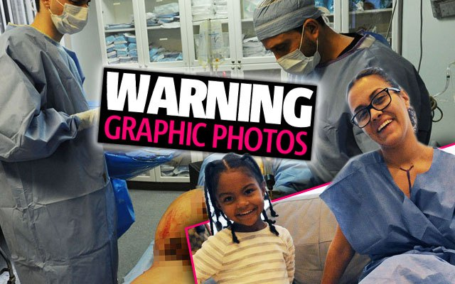 Briana dejesus plastic surgery graphic