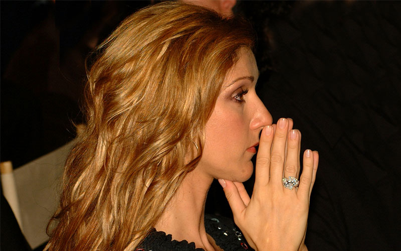 celine dion brother dying cancer