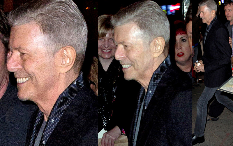 David Bowie Dead     His Final Photos