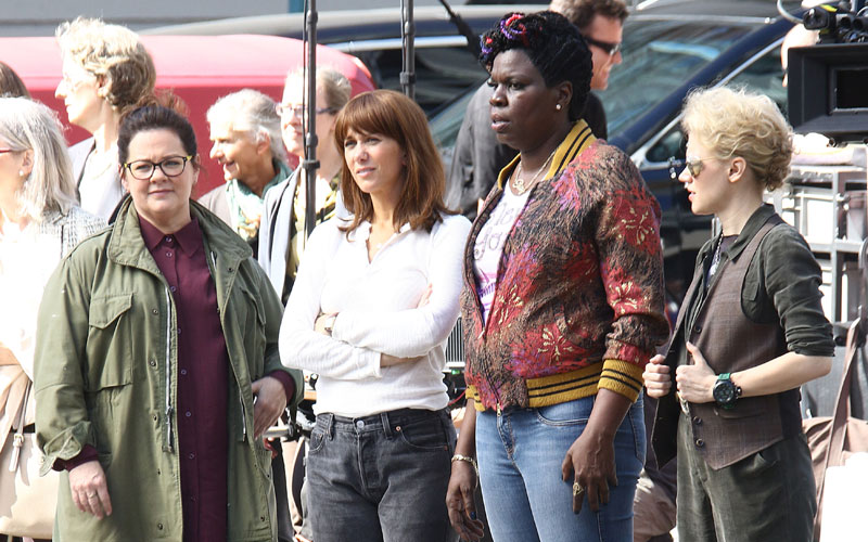 Ghostbusters drama on set kristen wiig fighting cast mates 07