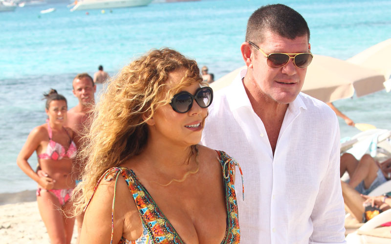 james packer mariah carey engaged