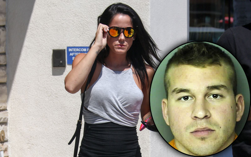 jenelle evans cops nathan griffith warrant arrest